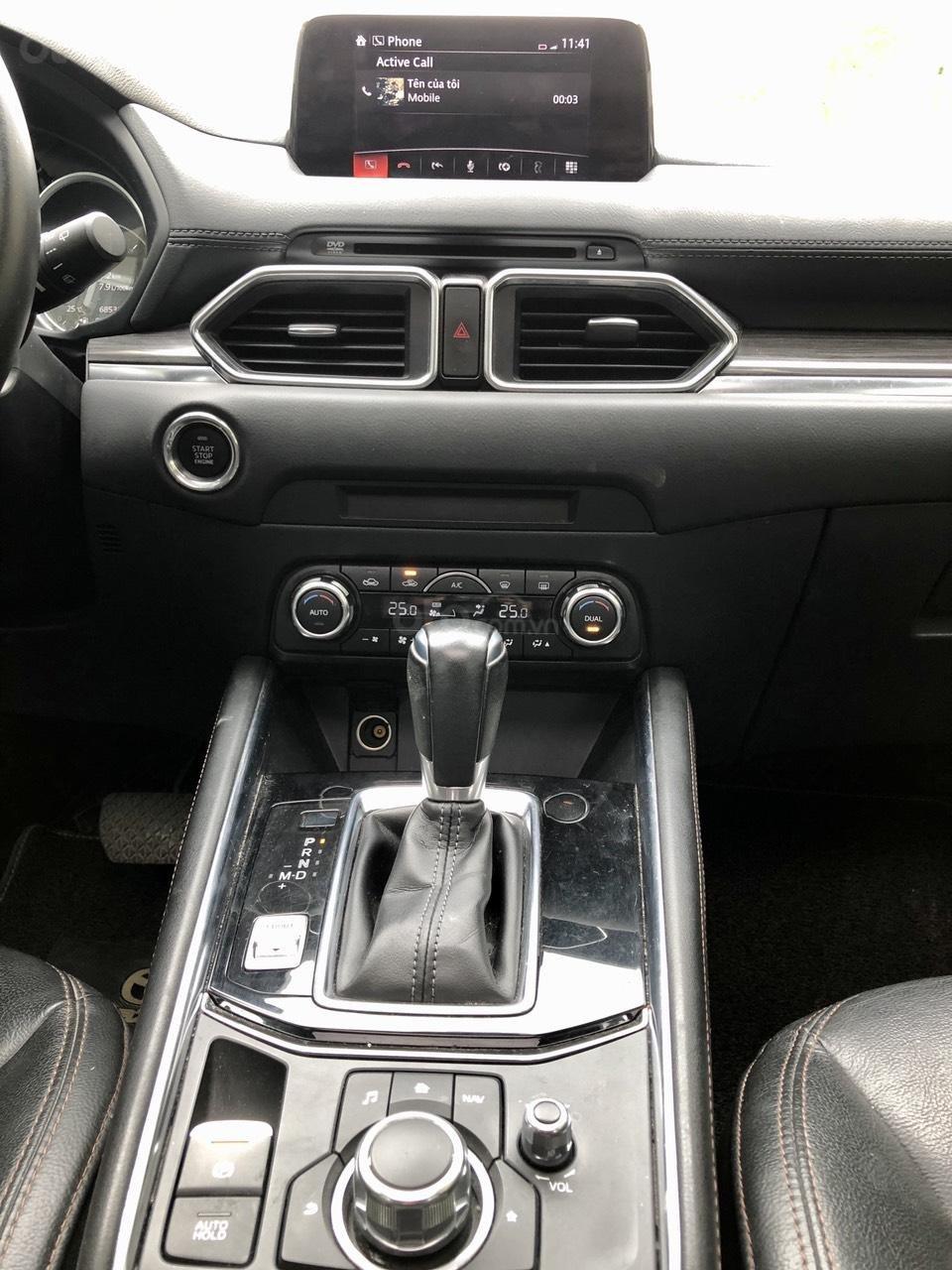 [Hot] bán nhanh Mazda CX5 2.5 đời 2018 màu trắng, xe 1 chủ từ đầu biển HN, xe đẹp không 1 lỗi nhỏ (13)