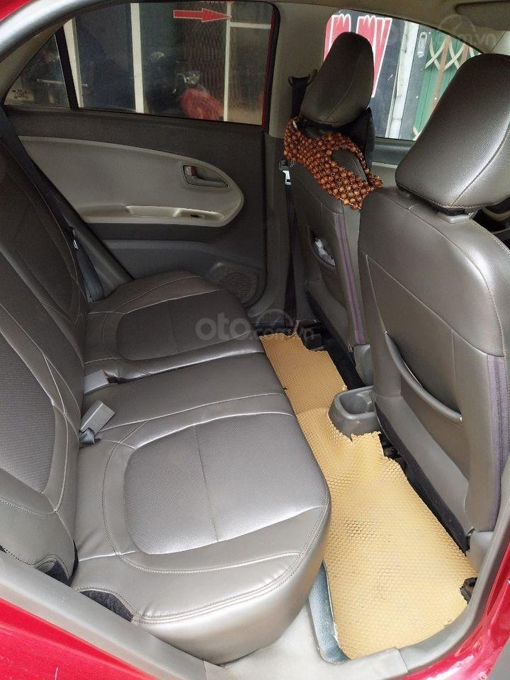 Bán nhanh xe Kia Morning sản xuất 2018, màu đỏ, giá rẻ ngày khai xuân (5)