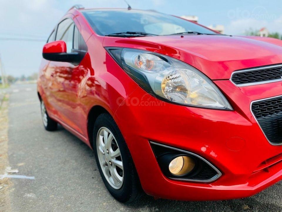 Chính chủ cần bán nhanh chiếc Chevrolet Spark đời 2013 (4)