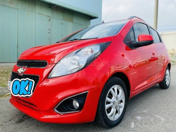 Chính chủ cần bán nhanh chiếc Chevrolet Spark đời 2013 (3)