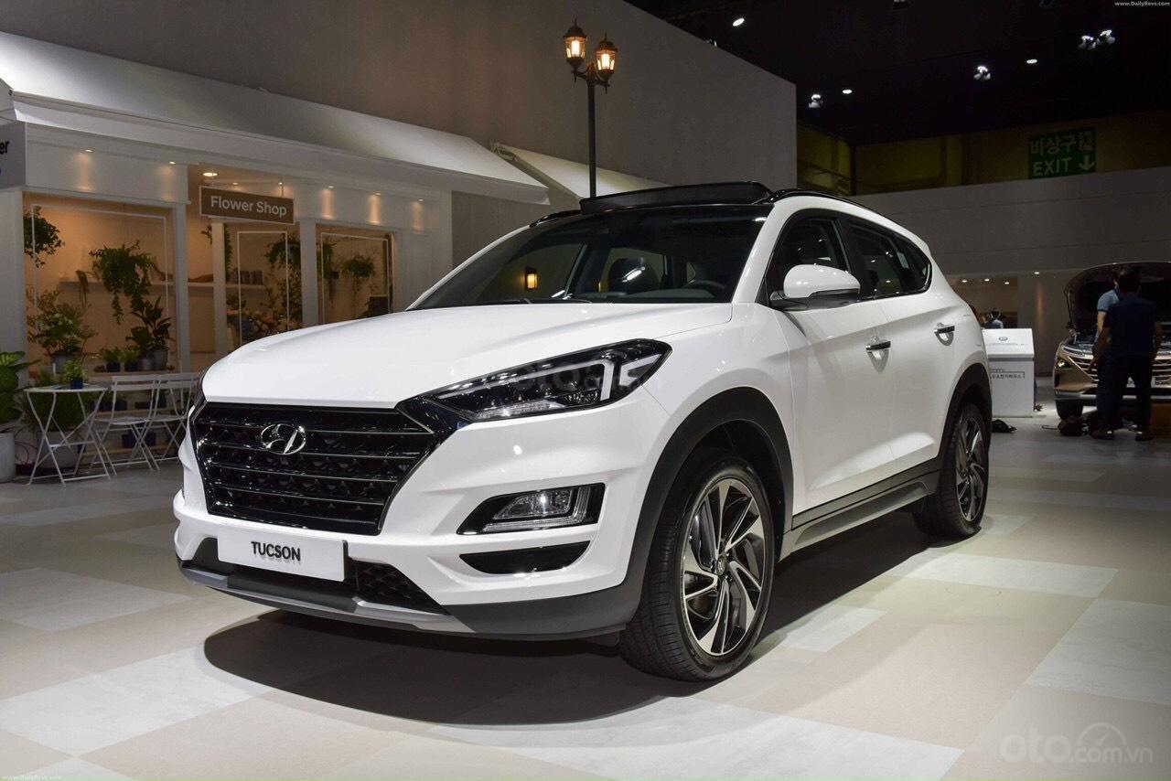 Bán xe Hyundai Tucson 2.0 số tự động - ưu đãi cực tốt giá lăn bánh yêu thương - đưa trước 250 triệu nhận xe (1)