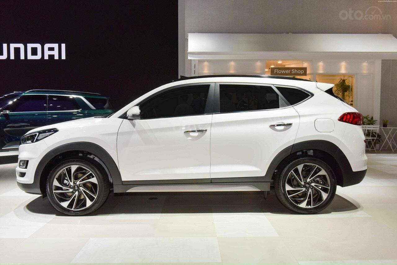 Bán xe Hyundai Tucson 2.0 số tự động - ưu đãi cực tốt giá lăn bánh yêu thương - đưa trước 250 triệu nhận xe (2)