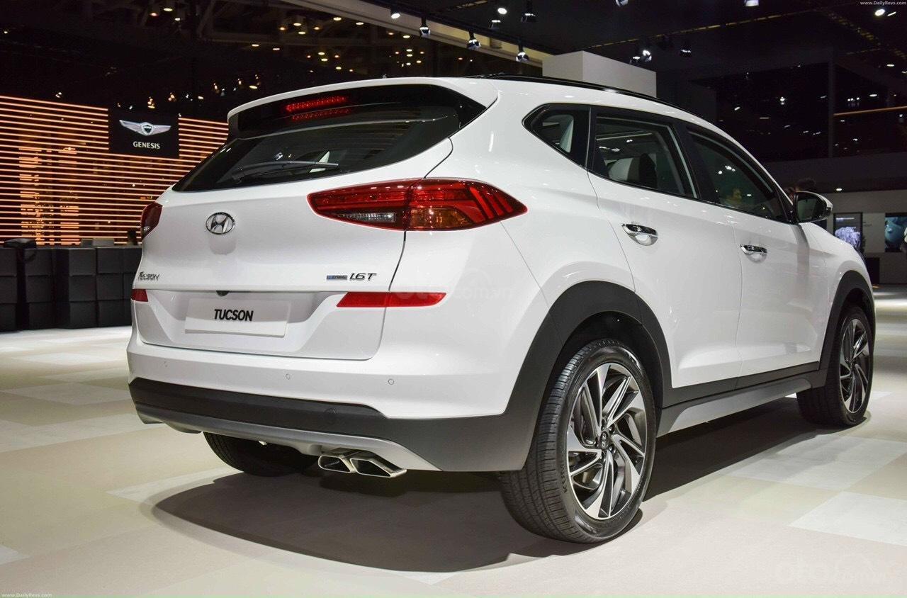 Bán xe Hyundai Tucson 2.0 số tự động - ưu đãi cực tốt giá lăn bánh yêu thương - đưa trước 250 triệu nhận xe (3)