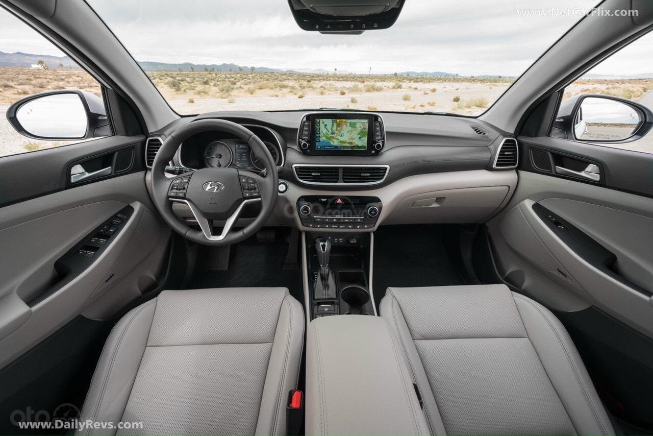 Bán xe Hyundai Tucson 2.0 số tự động - ưu đãi cực tốt giá lăn bánh yêu thương - đưa trước 250 triệu nhận xe (4)