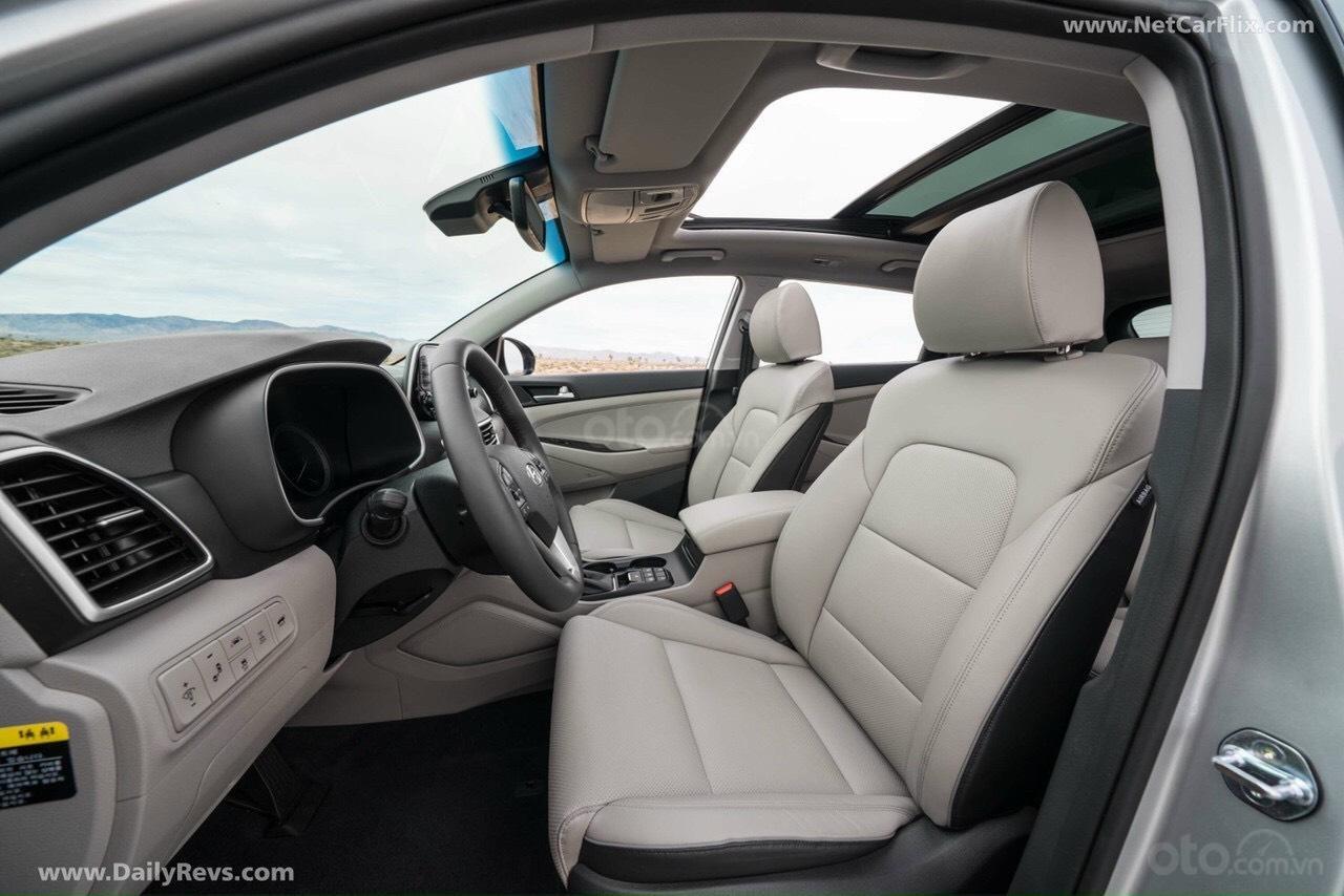 Bán xe Hyundai Tucson 2.0 số tự động - ưu đãi cực tốt giá lăn bánh yêu thương - đưa trước 250 triệu nhận xe (5)