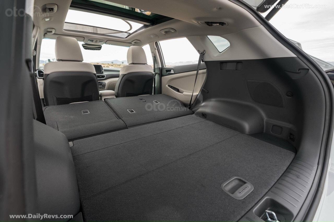 Bán xe Hyundai Tucson 2.0 số tự động - ưu đãi cực tốt giá lăn bánh yêu thương - đưa trước 250 triệu nhận xe (8)