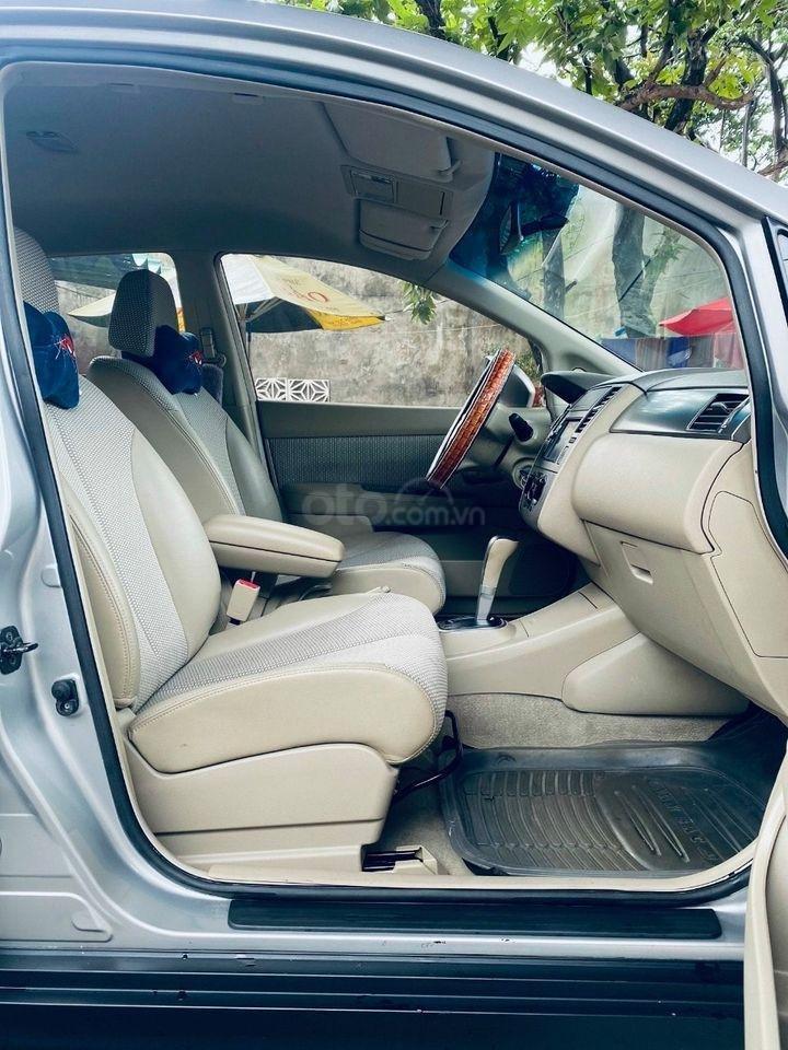 Cần bán gấp với giá ưu đãi nhất chiếc Nissan Tiida 1.6AT đời 2009 (8)