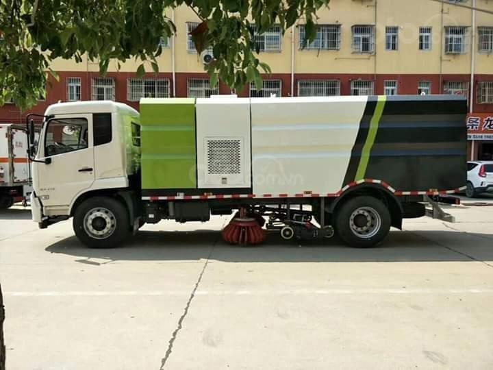 Bán xe quét đường hút bụi nhập khẩu 2021 10 khối (2)