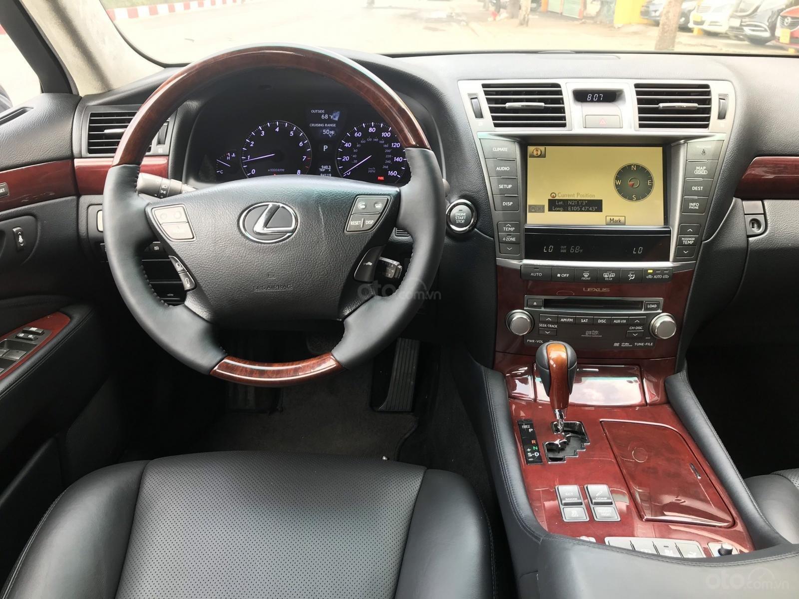 Bán Lexus LS 460L sản xuất năm 2009 (6)