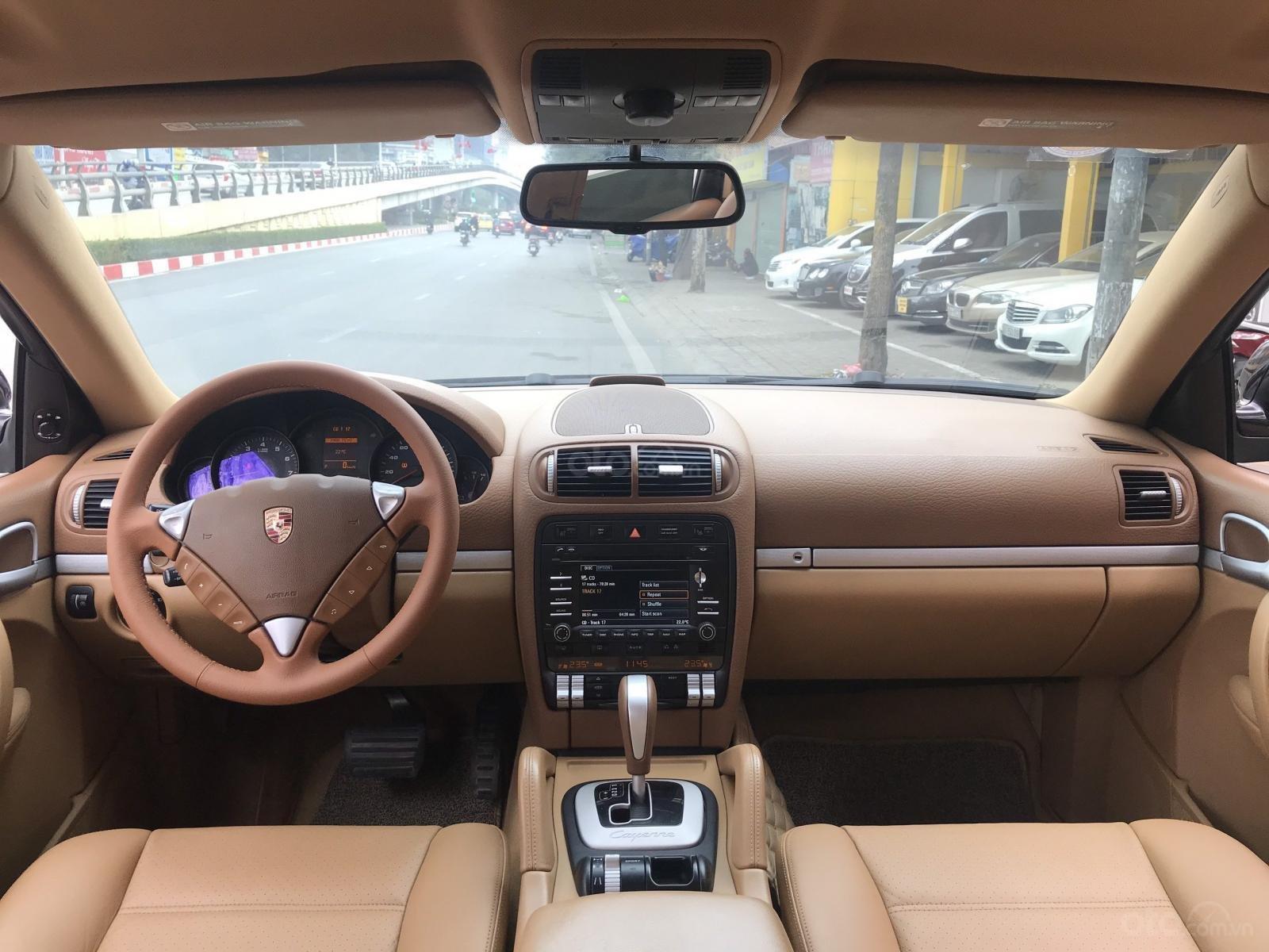 Bán Porsche Cayenne S sản xuất năm 2008 (4)