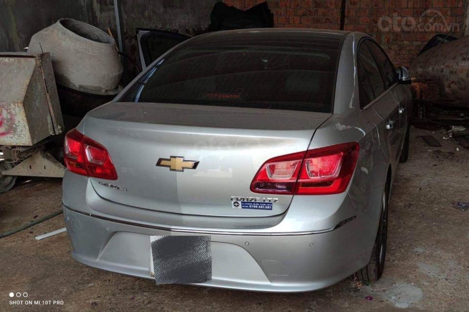 Bán xe Chevrolet Cruze năm 2017, màu bạc, xe nhập khẩu Mỹ, chính chủ (3)