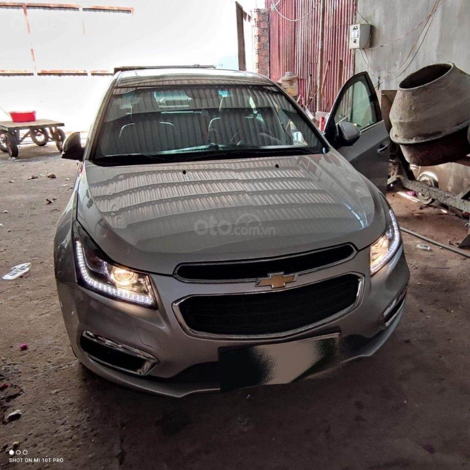 Bán xe Chevrolet Cruze năm 2017, màu bạc, xe nhập khẩu Mỹ, chính chủ (1)