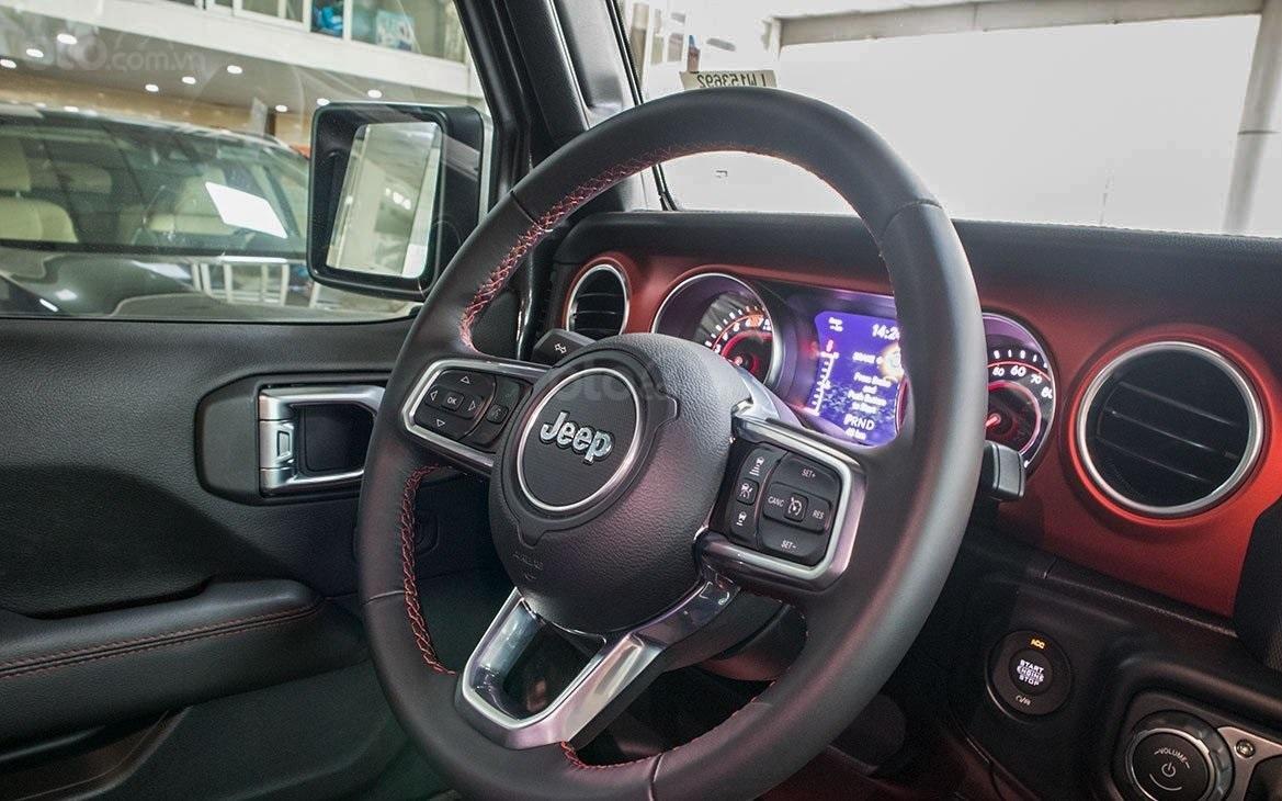 Jeep Wrangler Rubicon, chính hãng, nhiêu ưu đãi, xe sẵn giao ngay (9)