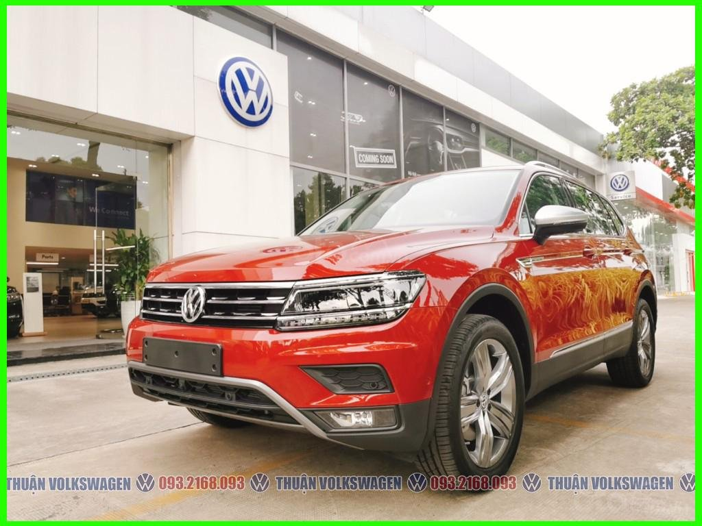 [Volkswagen Trường Chinh lì xì trước bạ khi đặt cọc T2/2021 LH Mr Thuận ] Tiguan Luxury S màu đỏ giao ngay+ gói phụ kiện (6)