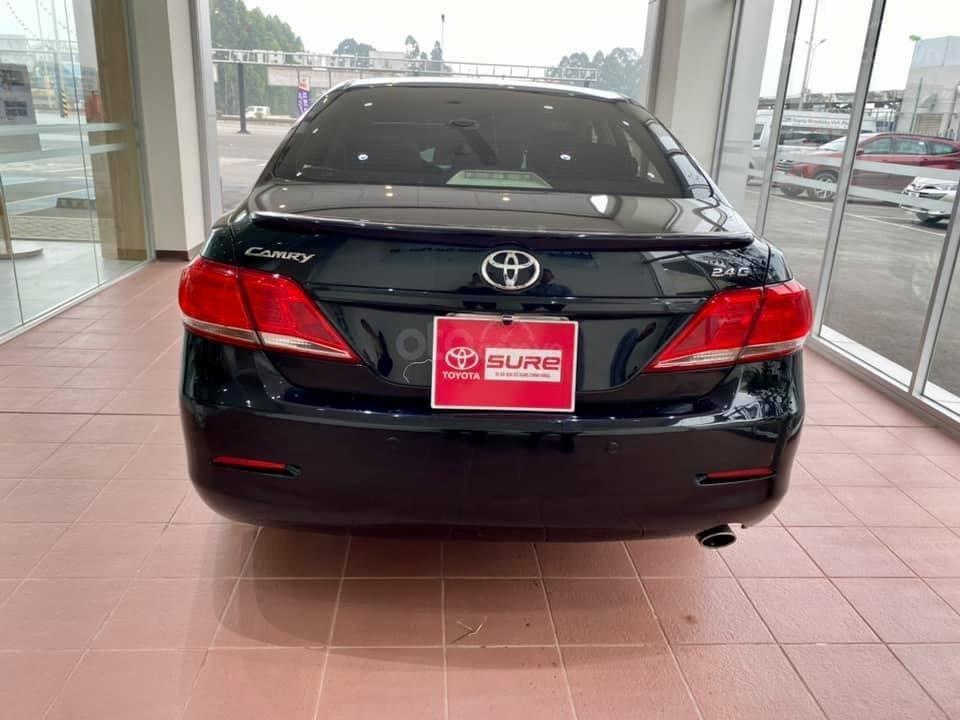 Bán xe Toyota Camry 2.4G năm sản xuất 2011 (6)