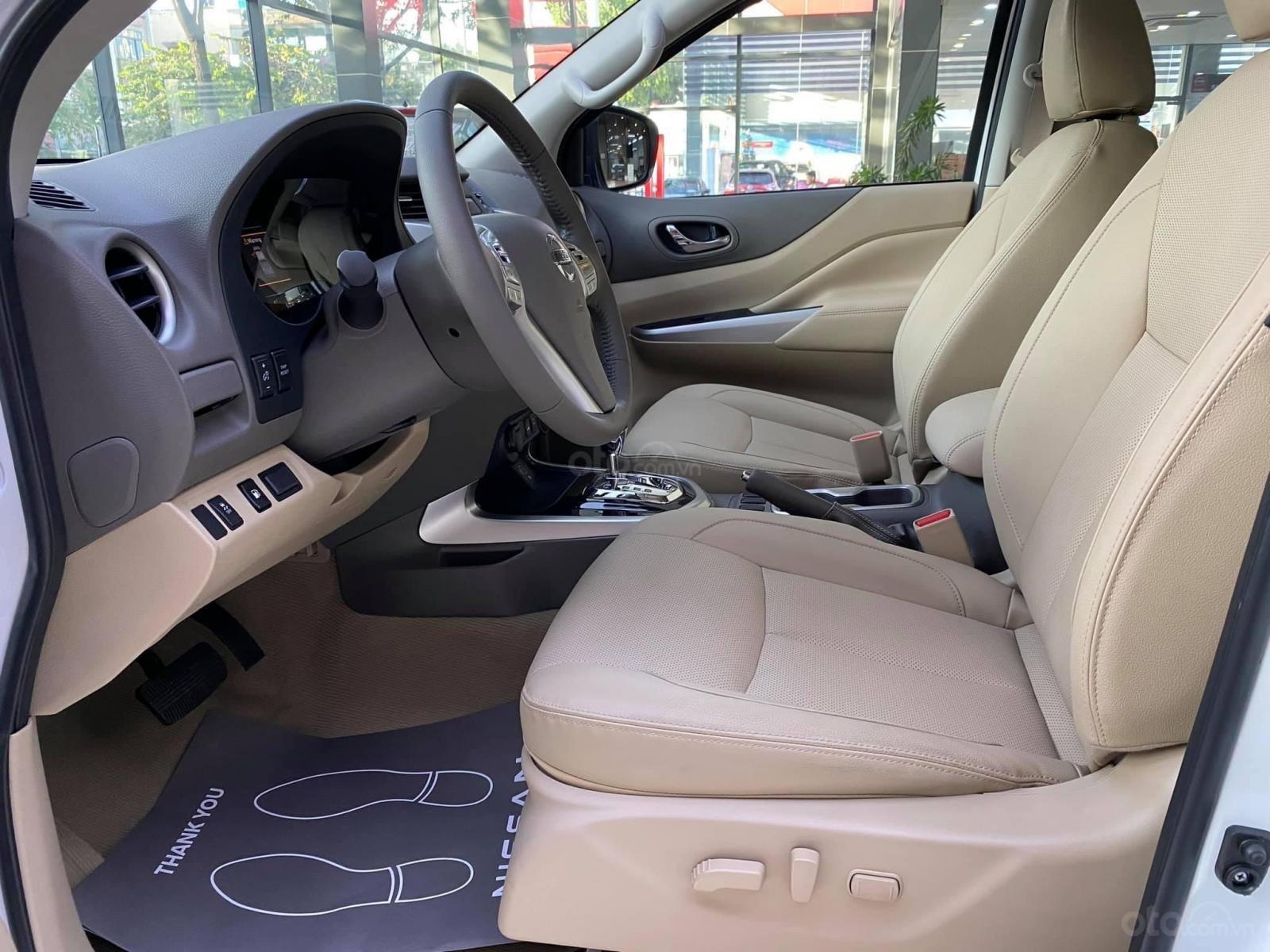 Nissan Navara El A-IVI 2020 đủ màu - Hỗ trợ vay ngân hàng 80% 200tr mang xe về (4)