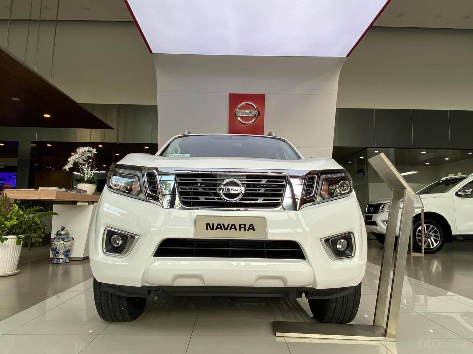 Nissan Navara El A-IVI 2020 đủ màu - Hỗ trợ vay ngân hàng 80% 200tr mang xe về (2)