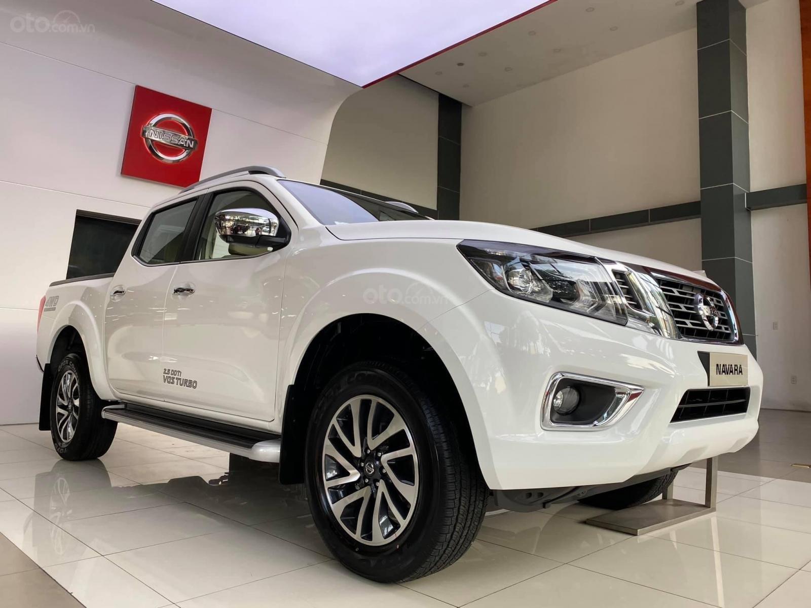Nissan Navara El A-IVI 2020 đủ màu - Hỗ trợ vay ngân hàng 80% 200tr mang xe về (3)