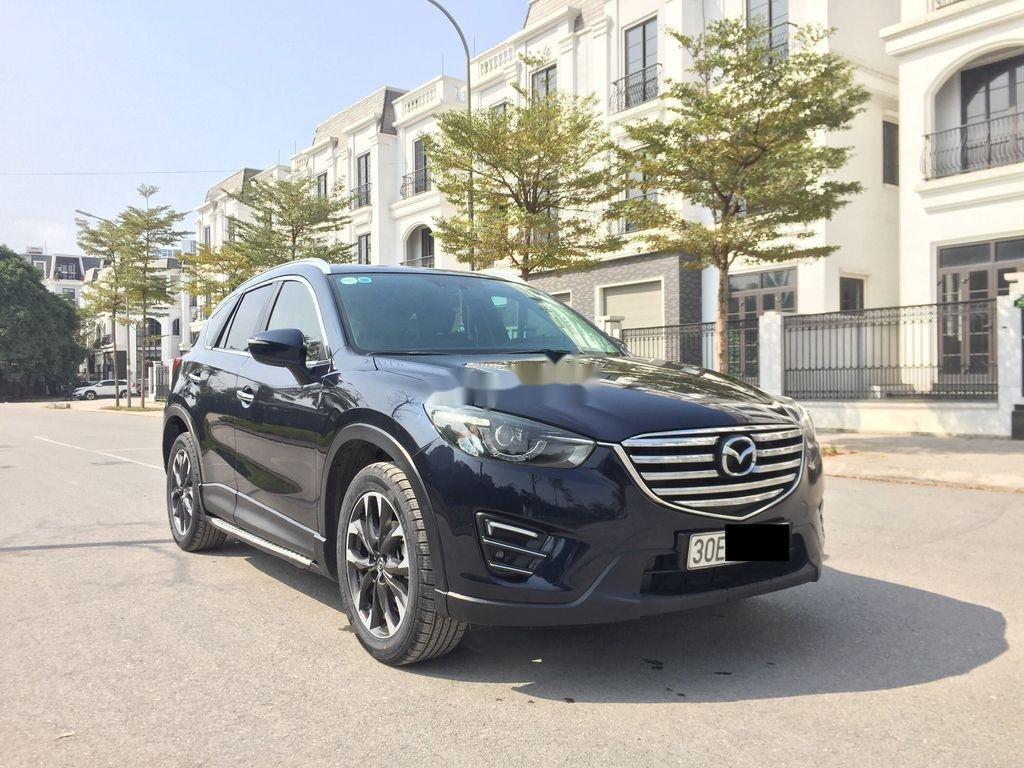 Cần bán Mazda CX 5 năm sản xuất 2017, màu xanh lam (2)
