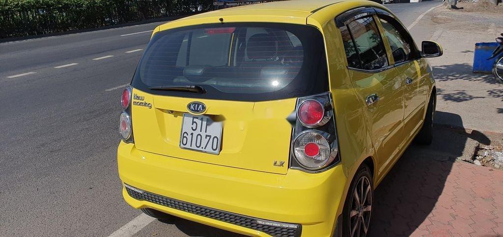 Cần bán xe Kia Morning sản xuất năm 2012, màu vàng (5)
