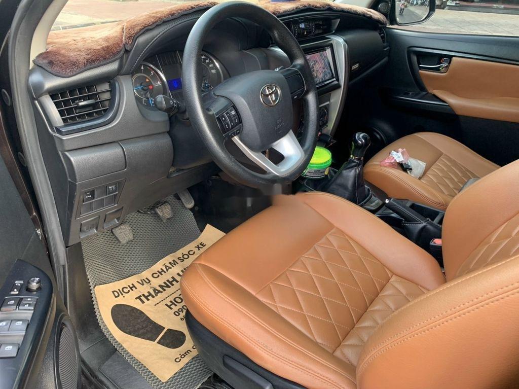 Cần bán lại xe Toyota Fortuner sản xuất năm 2017, 805tr (5)