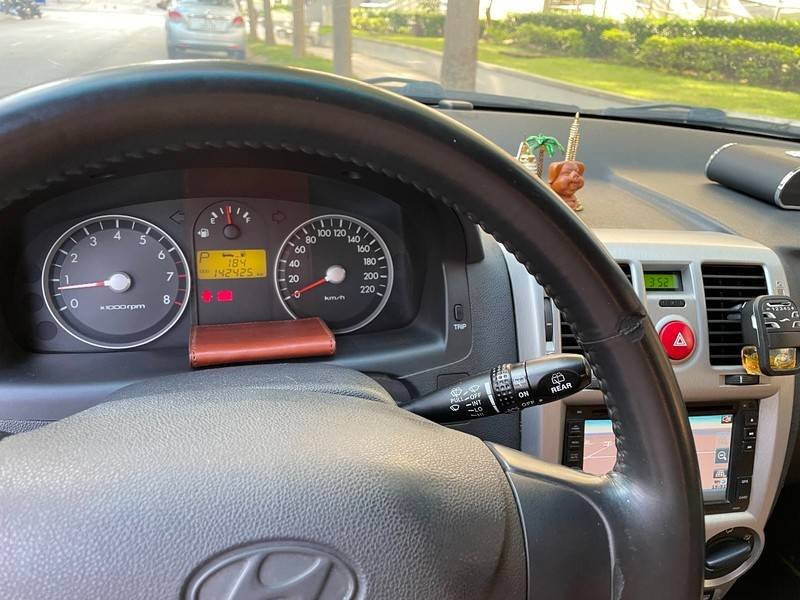 Cần bán gấp Hyundai Getz sản xuất 2008, nhập khẩu còn mới (2)