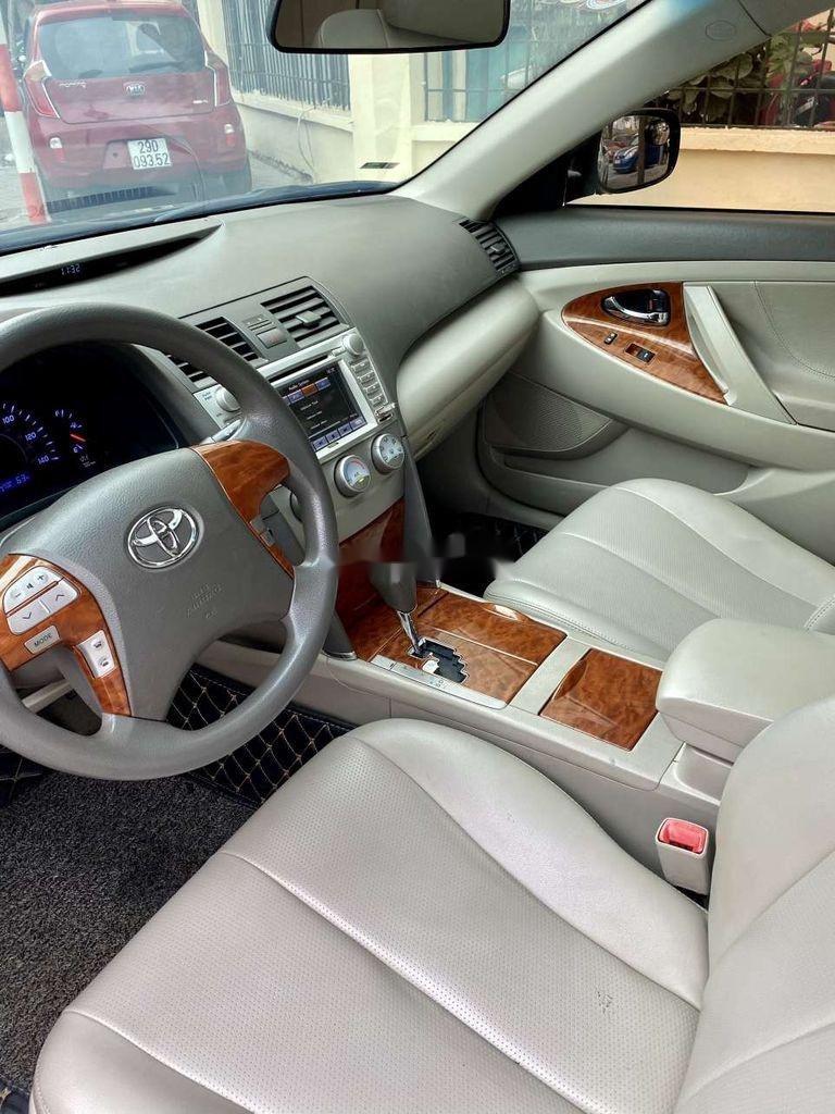 Cần bán Toyota Camry đời 2011, màu đen, nhập khẩu  (6)