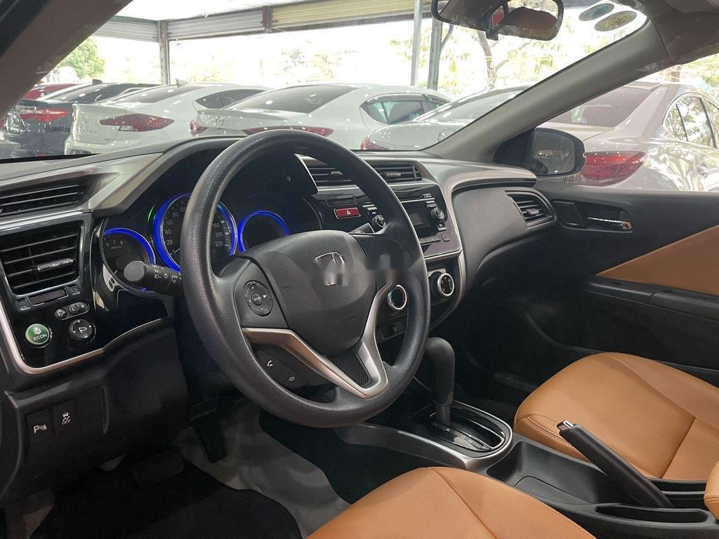Cần bán lại xe Honda City sản xuất 2015, màu trắng (7)