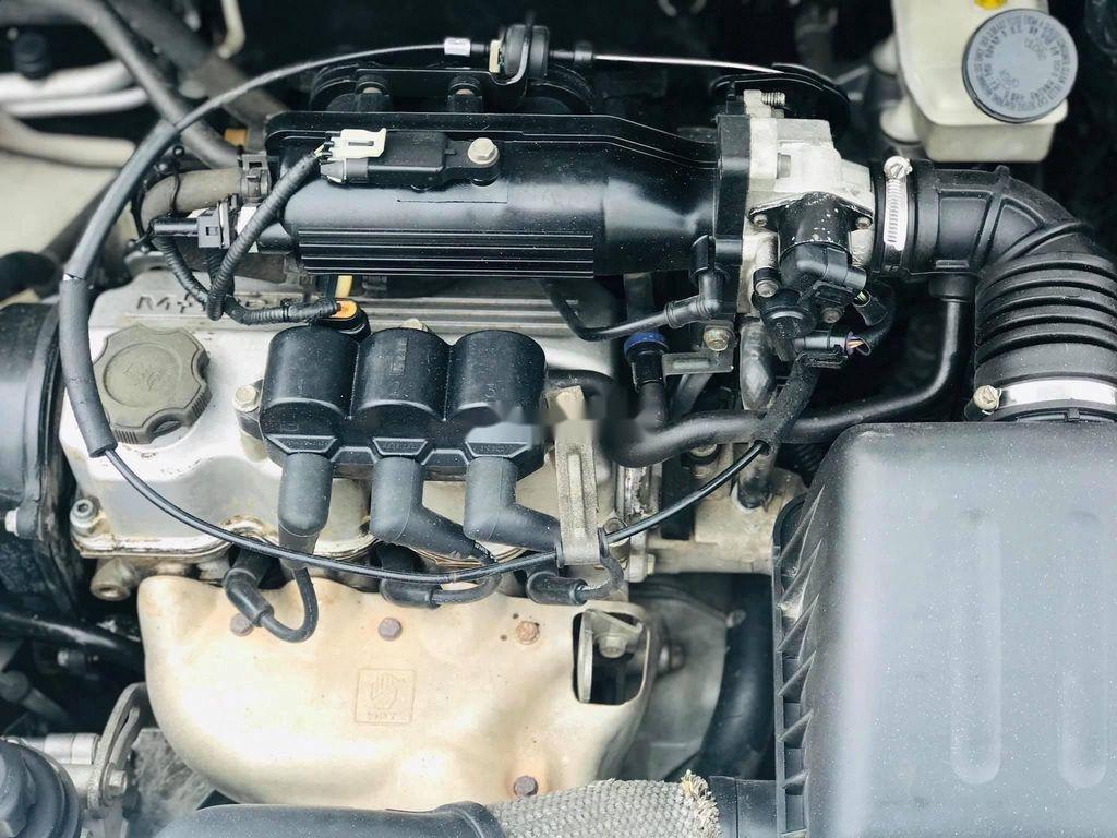 Bán Chevrolet Spark Van sản xuất năm 2012, màu trắng, giá 110tr (6)