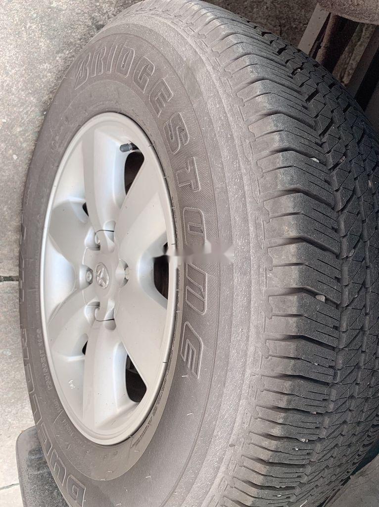 Bán Toyota Fortuner năm sản xuất 2011, màu bạc, giá 520tr (5)