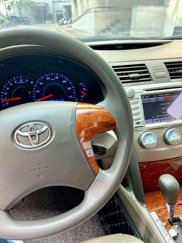 Cần bán Toyota Camry đời 2011, màu đen, nhập khẩu  (11)