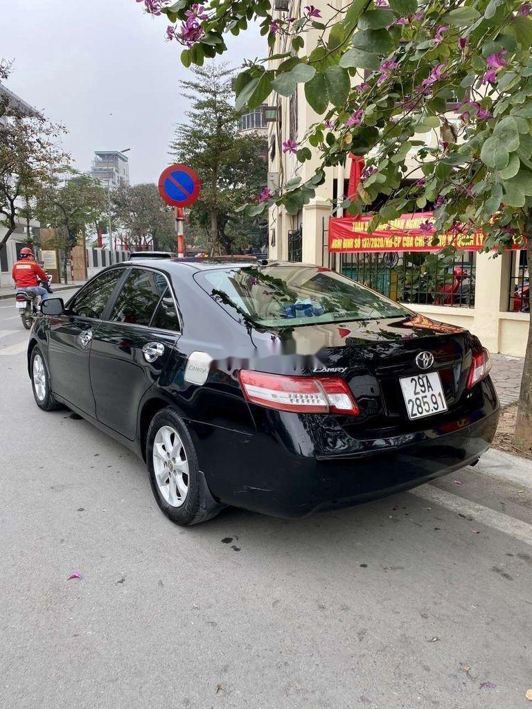 Cần bán Toyota Camry đời 2011, màu đen, nhập khẩu  (2)