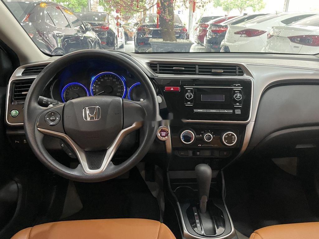 Cần bán lại xe Honda City sản xuất 2015, màu trắng (6)