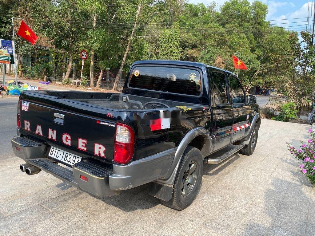 Bán ô tô Ford Ranger 2006, màu đen, xe nhập  (7)