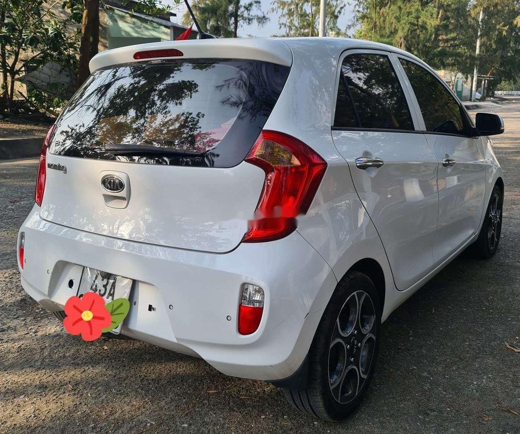 Bán Kia Morning năm sản xuất 2013, màu trắng, xe nhập (10)