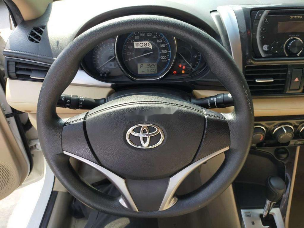 Bán Toyota Vios 1.5E sản xuất 2018, màu trắng (7)