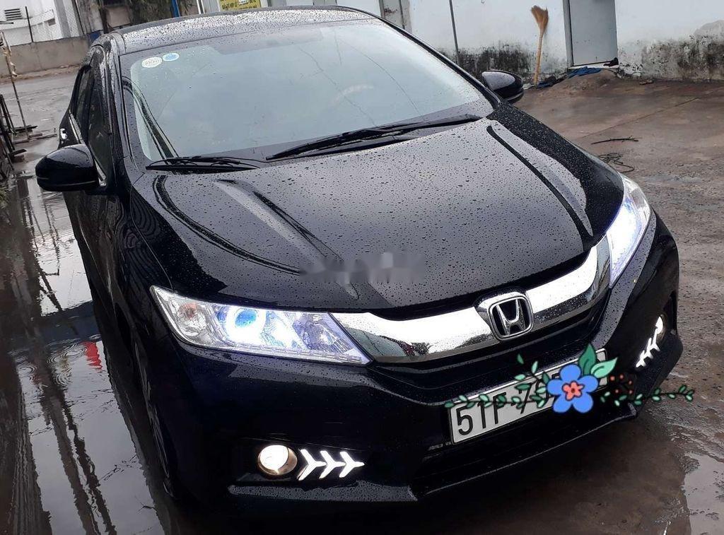 Cần bán lại xe Honda City đời 2016, màu đen còn mới  (1)