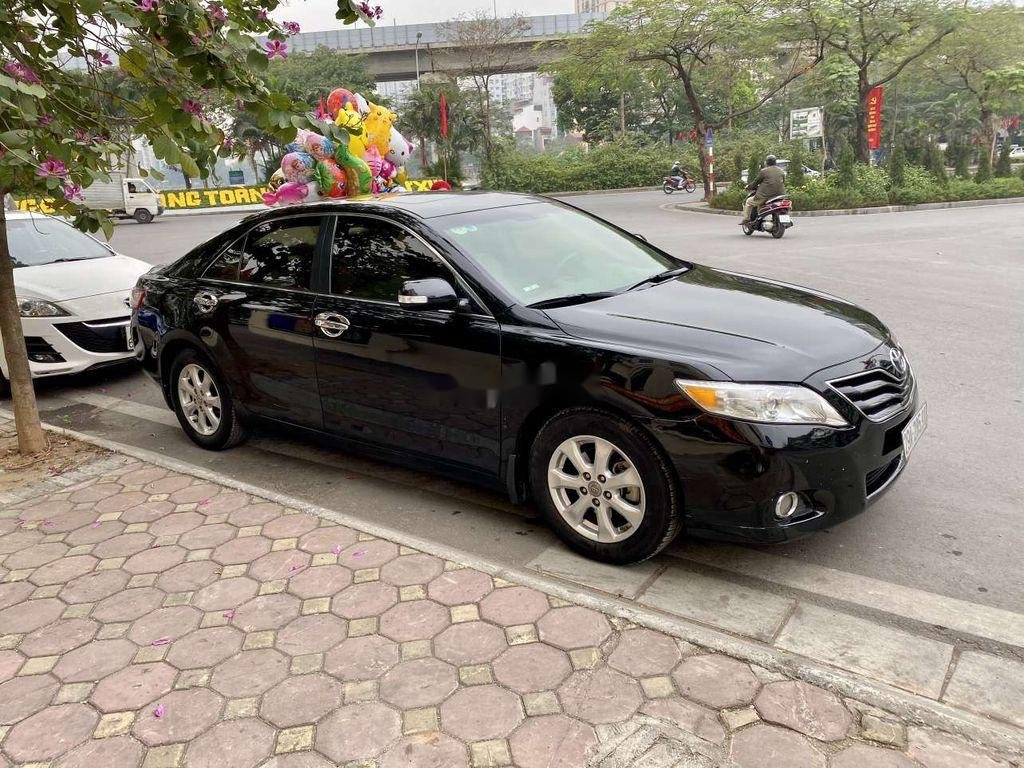 Cần bán Toyota Camry đời 2011, màu đen, nhập khẩu  (1)