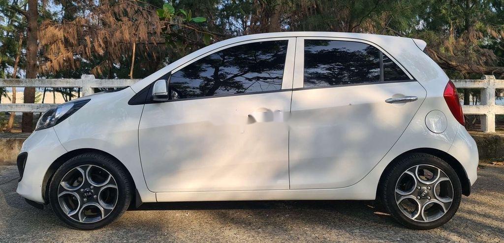 Bán Kia Morning năm sản xuất 2013, màu trắng, xe nhập (8)
