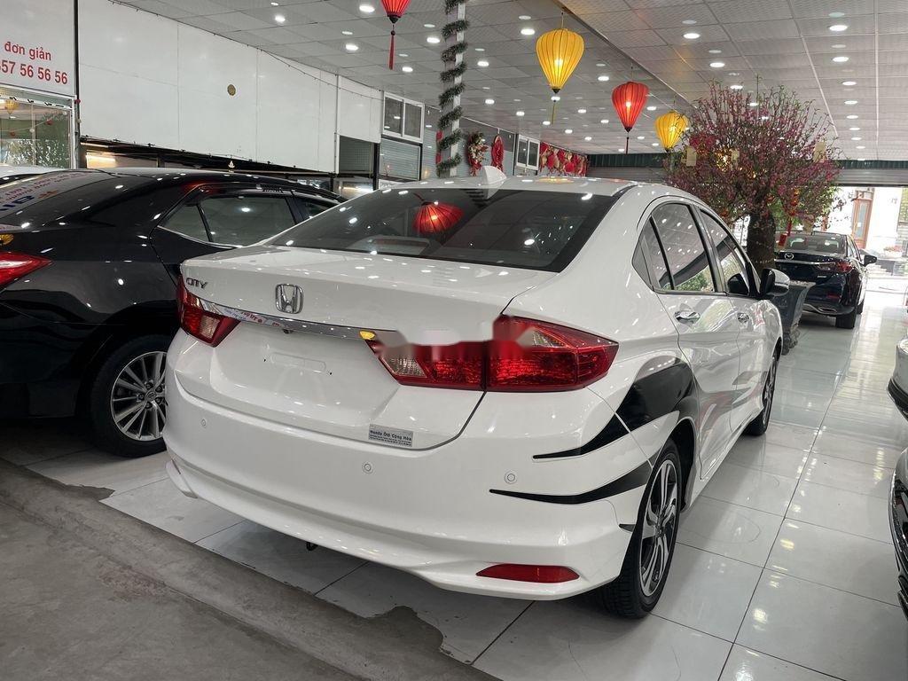 Cần bán lại xe Honda City sản xuất 2015, màu trắng (4)