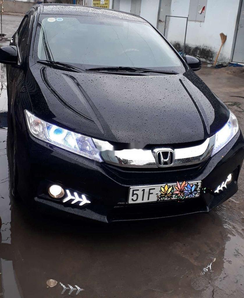 Cần bán lại xe Honda City đời 2016, màu đen còn mới  (8)