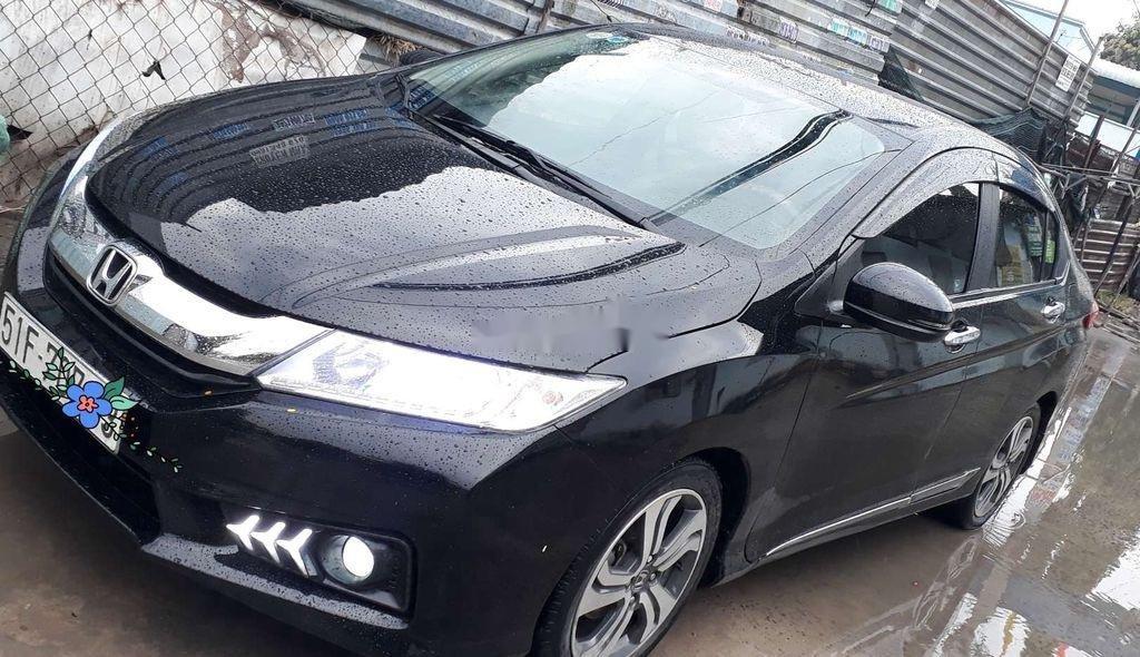 Cần bán lại xe Honda City đời 2016, màu đen còn mới  (4)