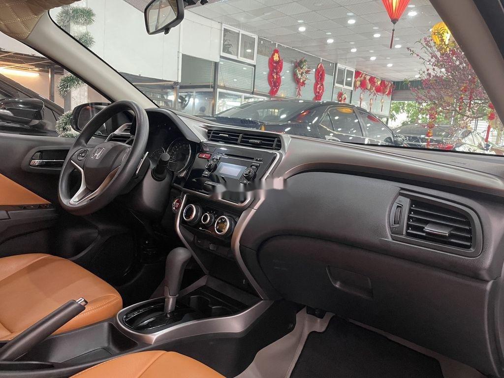 Cần bán lại xe Honda City sản xuất 2015, màu trắng (8)