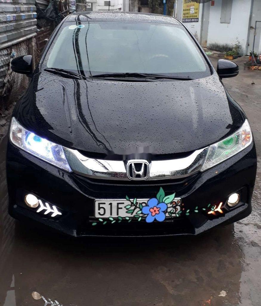 Cần bán lại xe Honda City đời 2016, màu đen còn mới  (3)
