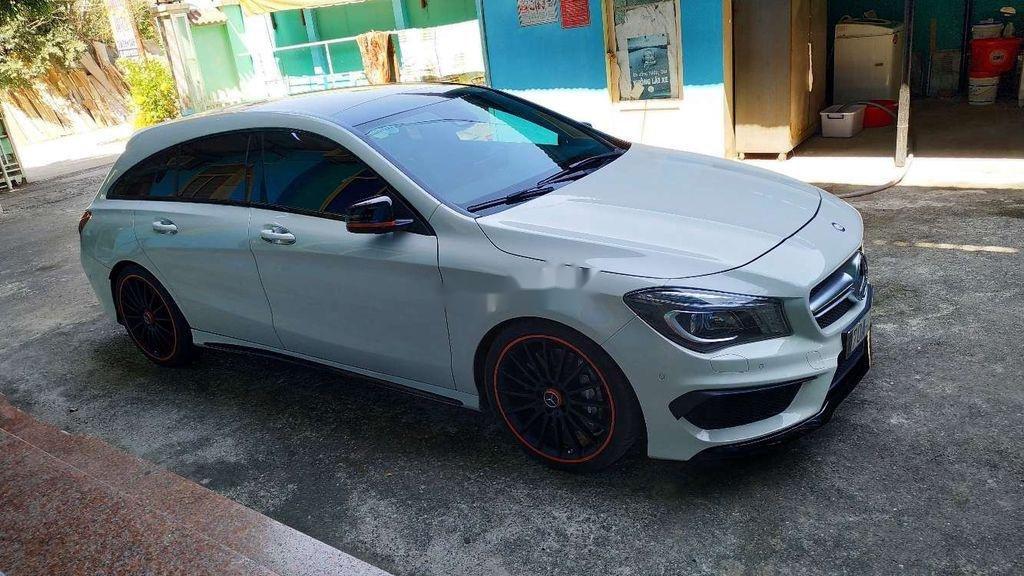 Cần bán xe Mercedes CLA 45 AMG đời 2015, màu trắng (5)