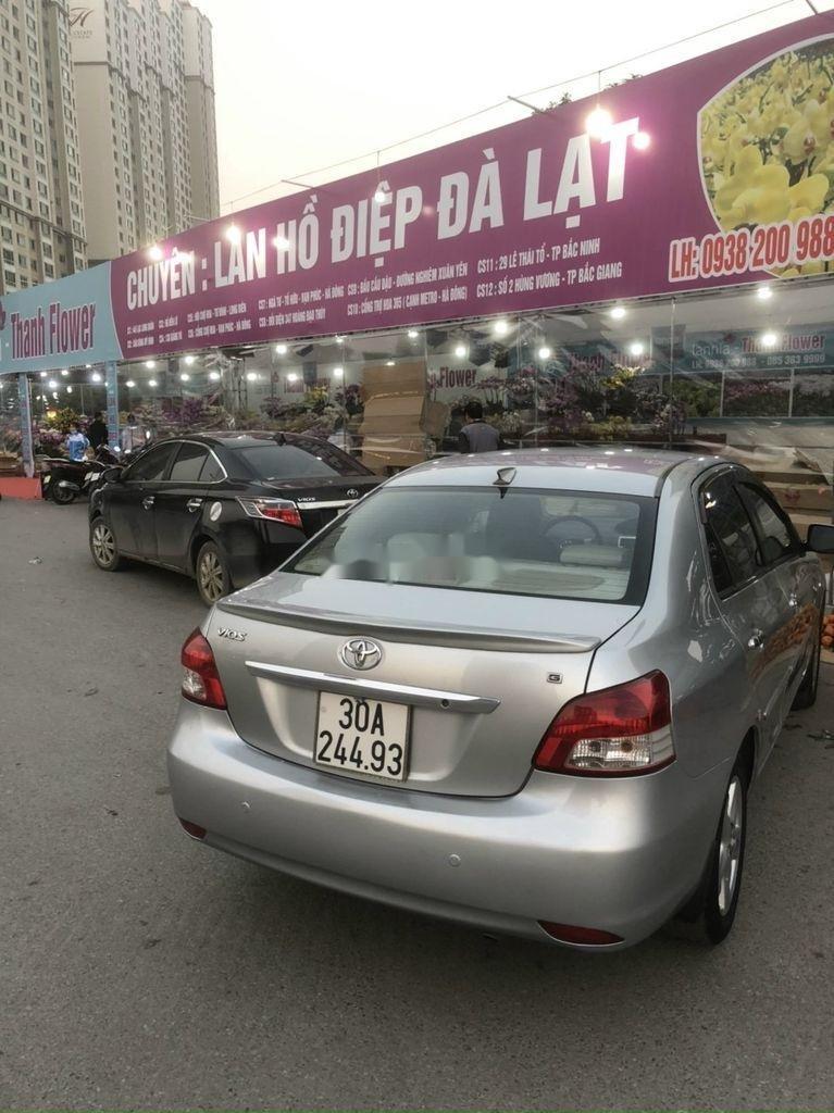 Bán Toyota Vios năm sản xuất 2007, màu bạc còn mới, 285 triệu (8)
