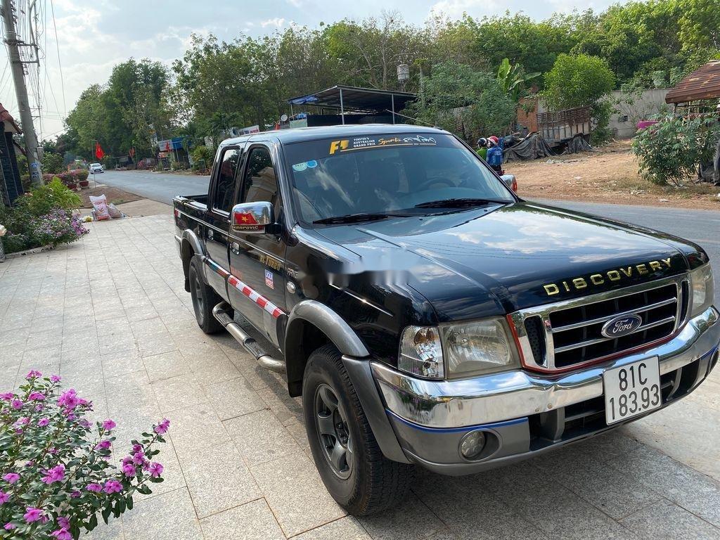 Bán ô tô Ford Ranger 2006, màu đen, xe nhập  (3)