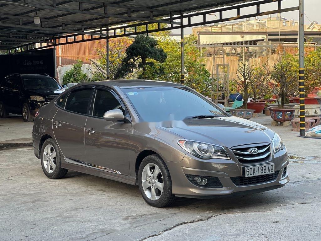 Cần bán lại xe Hyundai Avante 2014, màu xám, giá chỉ 398 triệu (3)