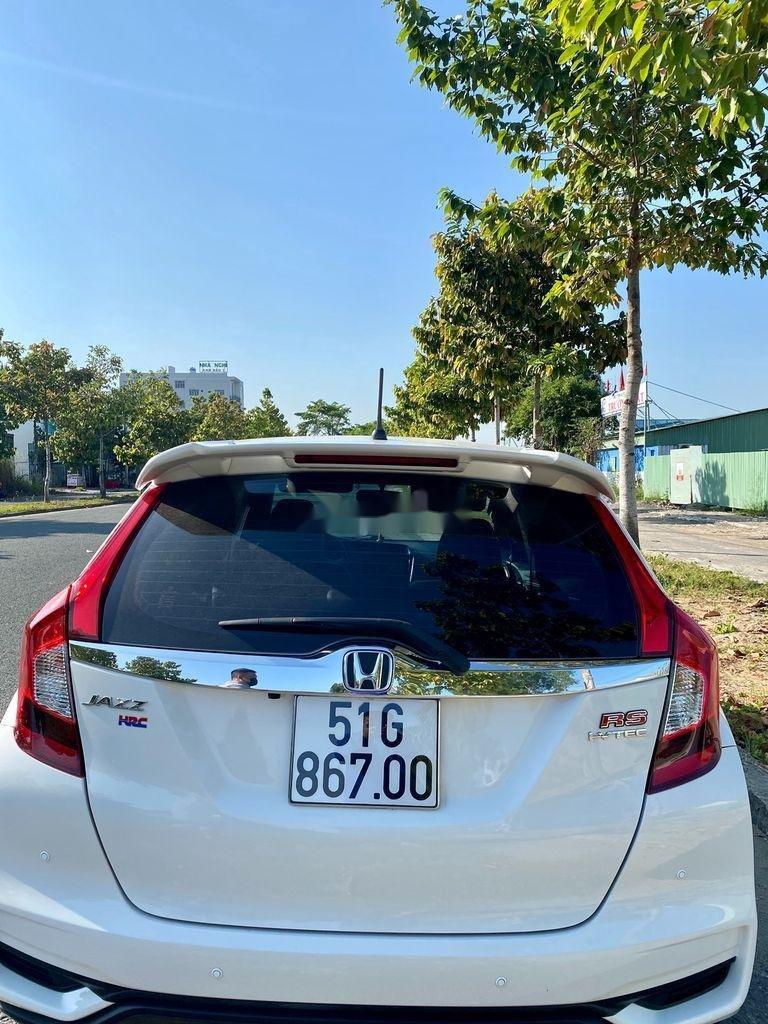 Cần bán lại xe Honda Jazz sản xuất 2018, màu trắng, xe nhập  (2)