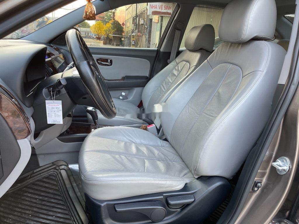 Cần bán lại xe Hyundai Avante 2014, màu xám, giá chỉ 398 triệu (9)